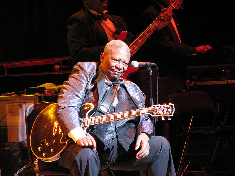 B.B. King (Riley King)
